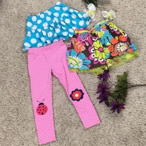 Carter's and Jumping Beans 3T Summer Spring Lot